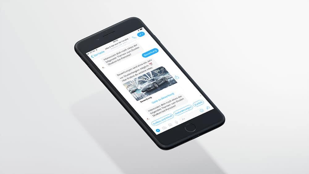 Porsche Chatbot Thumbnail