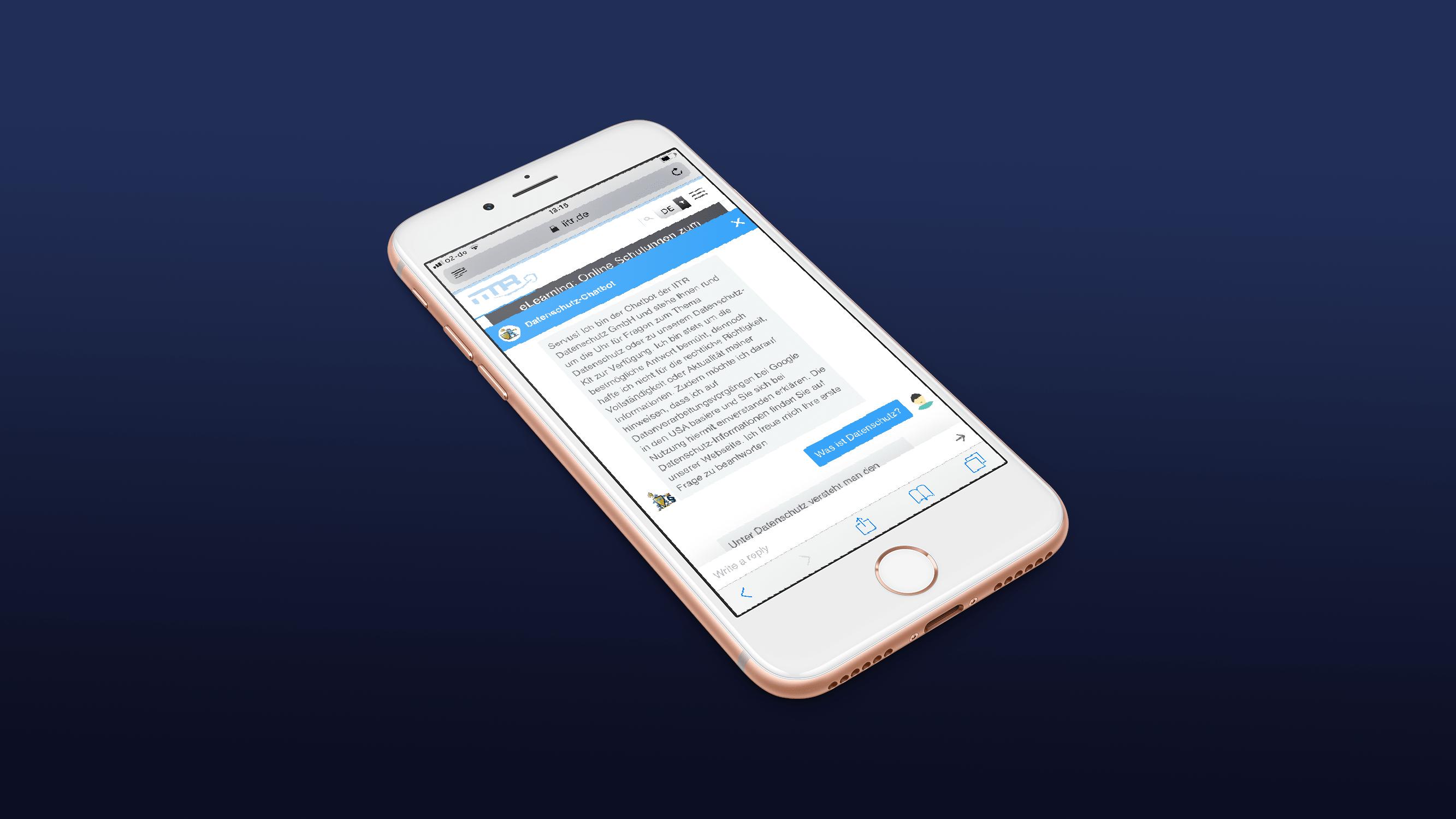 IITR Datenschutz Chatbot