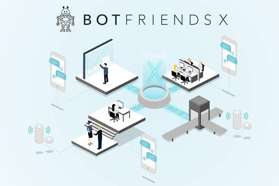 Press release BOTfriends X