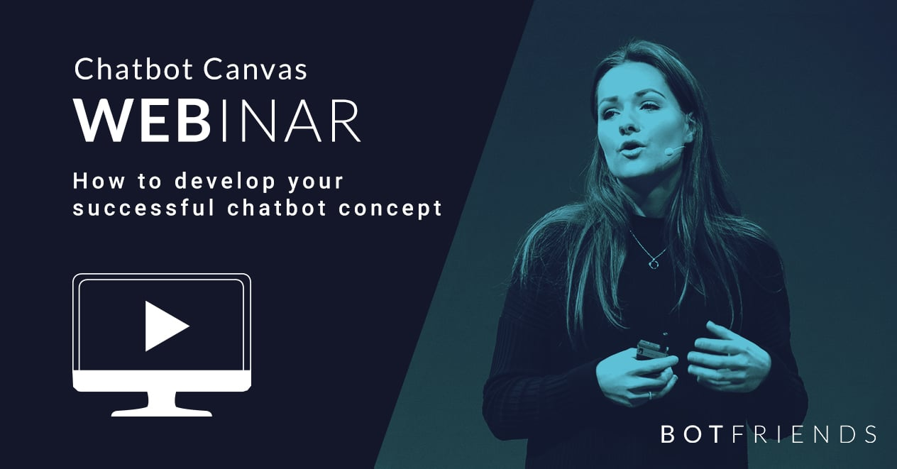 Webinar Chatbot Canvas