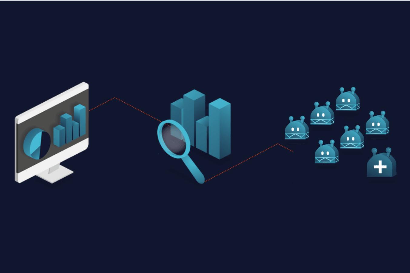 Daten analysieren und messen