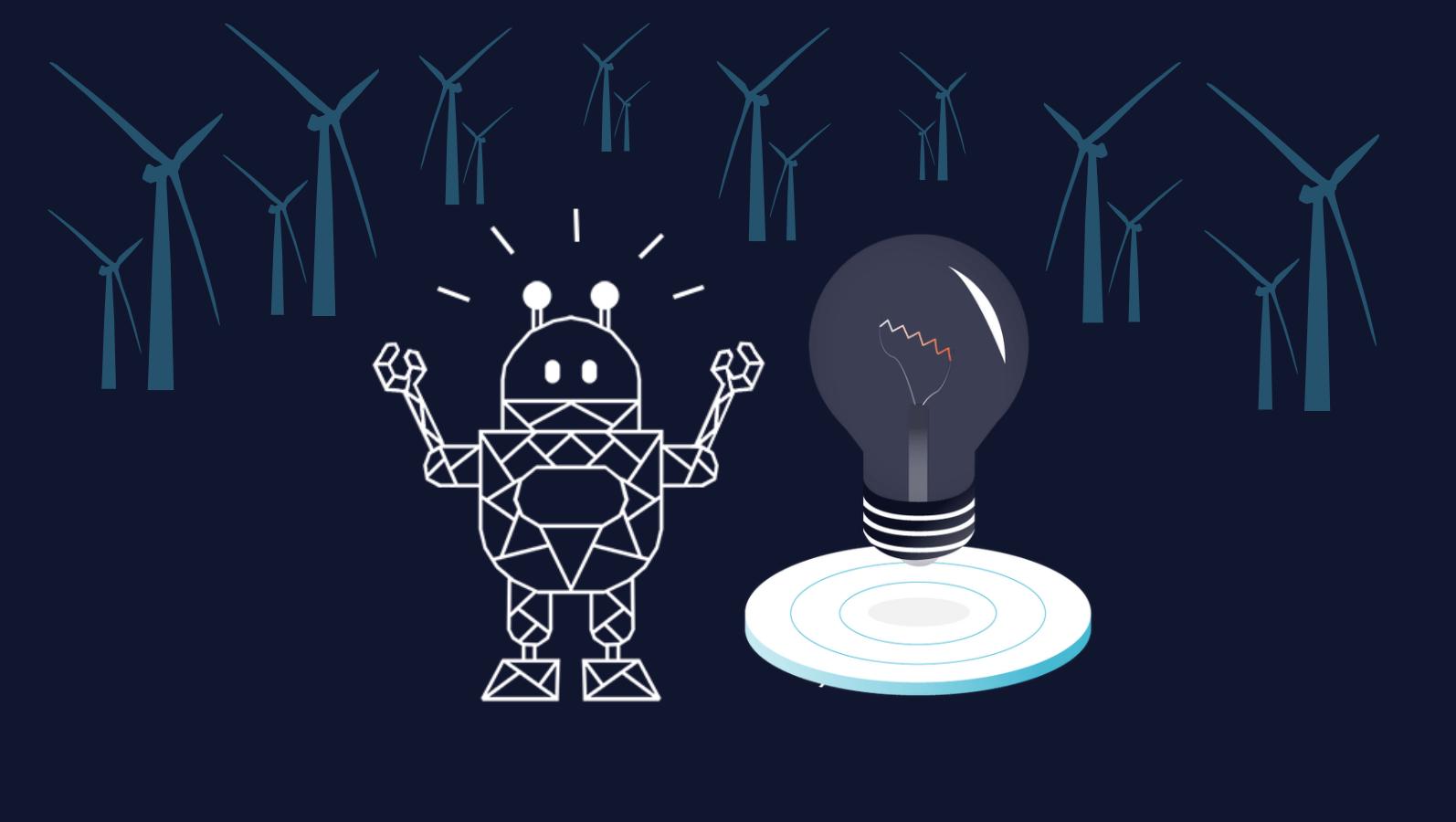 Nachhaltige Stromerzeugung