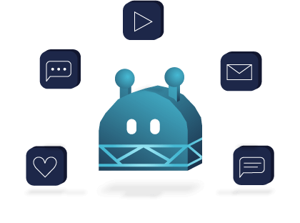 Ein Chatbot hat verschiedene Aufgaben